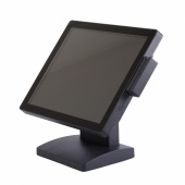 "Сенсорный монитор POS center EVA-170 (17"", 4:3, 1280x1024, VGA, P-CAP touch-USB, MSR-USB)"