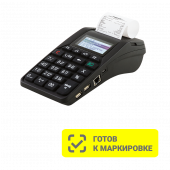 ККТ АТОЛ 92Ф. Черный. c ФН 1.1 15 мес. Ethernet. 2G. Bluetooth. Wi-Fi., 5.0